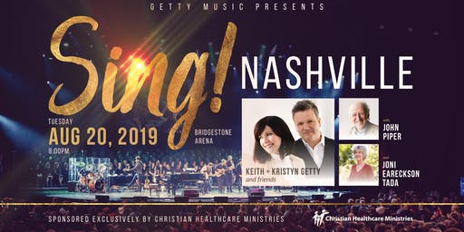 Sing! Nashville at Bridgestone Arena - Join the 1000-Voice Choir!