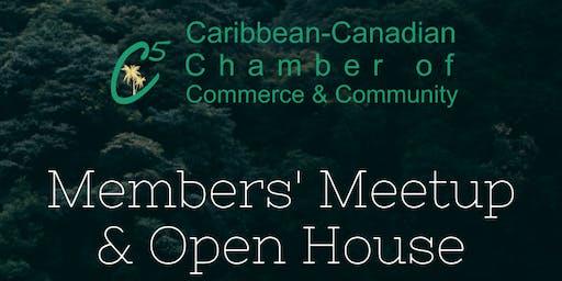 C5 Members' Meetup & Open House - June 23