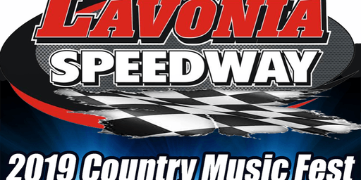 Lavonia Speedway Music Fest 2019