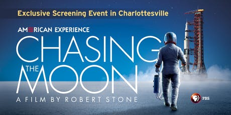 "WVPT WHTJ PBS Presents: ""Chasing the Moon"" Screening & Panel Discussion  tickets"