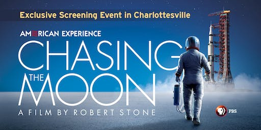 "WVPT WHTJ PBS Presents: ""Chasing the Moon"" Screening & Panel Discussion"
