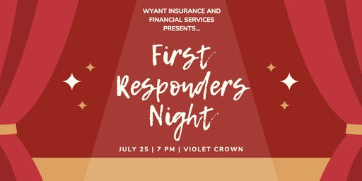 First Responders Night