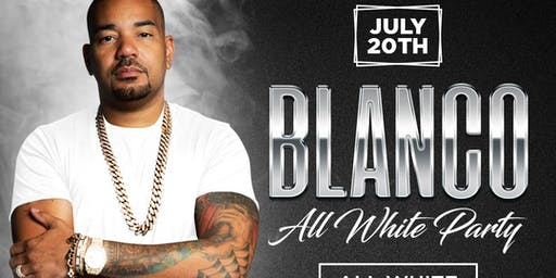 BLANCO (All White Mandatory ) w DJ ENVY