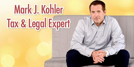 L.A Tax & Legal Workshop - Mark Kohler tickets