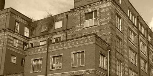GHOST HUNT AT LEIGH SPINNERS MILL EARLY BIRD OFFER
