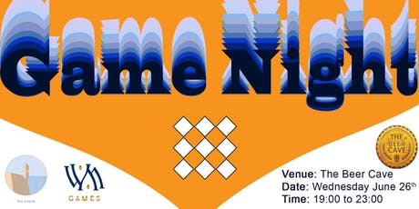 Koi Events' Board Game Night #2 tickets