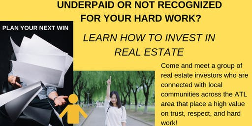 ATLANTA REAL ESTATE: Become a Savvy Entrepreneur by Investing in Real Estate