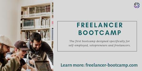 Freelancer Bootcamp tickets