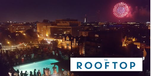 July Fourth Fireworks Celebration at the Rooftop Pool
