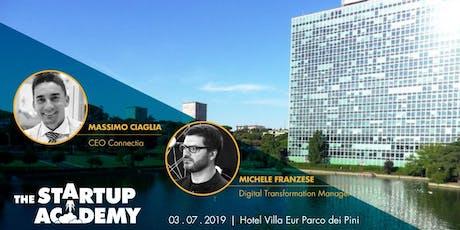 The Startup Academy biglietti