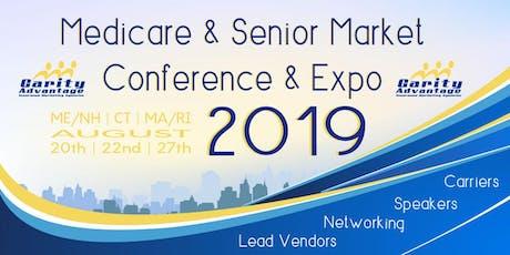 2019 GarityAdvantage Medicare & Senior Market Expo - ME/NH tickets