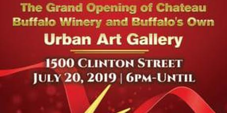 Urban Art Gallery Grand Opening tickets