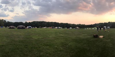 Irish Fest: Camping in the Meadow