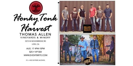 Honky Tonk Harvest tickets