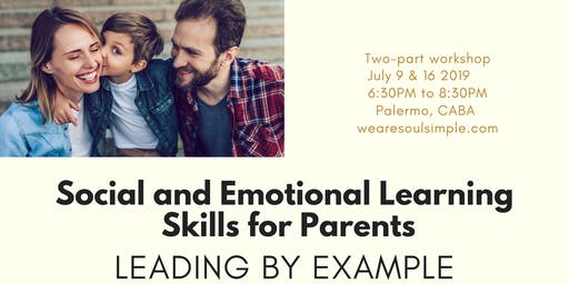 Social and Emotional Learning Skills for Parents - Leading by Example