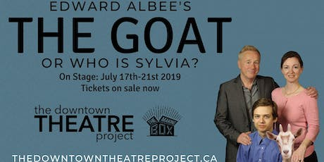 The Goat, or Who Is Sylvia? by Edward Albee tickets