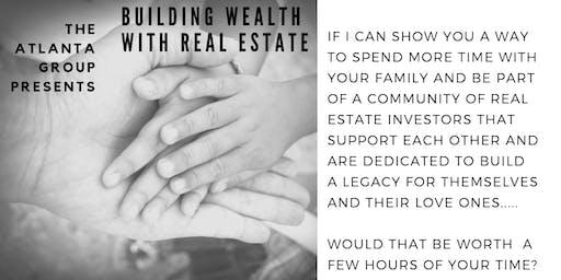 Real Estate Investing and Relationship Building - ATLANTA