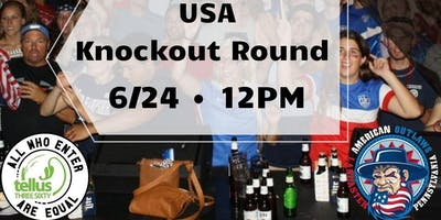 Women's World Cup: USA Knockout Round
