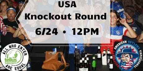 Women's World Cup: USA Knockout Round tickets