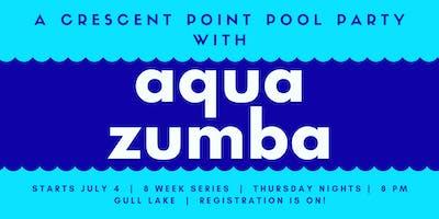 AQUA ZUMBA - GULL LAKE Crescent Point Pool