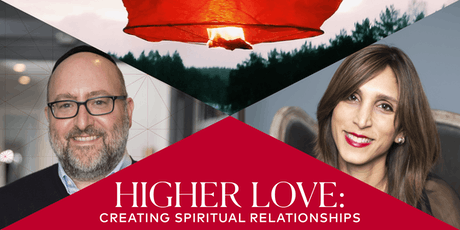 Higher Love: Creating Spiritual Relationships tickets