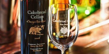 Cakebread Cellars Wine & Food Pairing