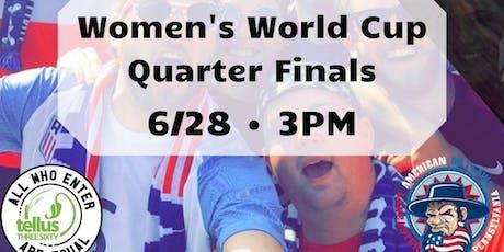 Women's World Cup Quarter Finals tickets