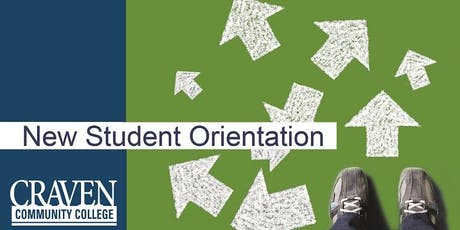 Craven Community College-CCP Orientation (High School Students) tickets