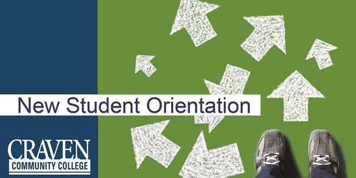 Craven Community College-CCP Orientation (High School Students)