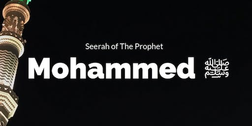 Free Monday Lecture Series: Seerah of the Prophet SAW