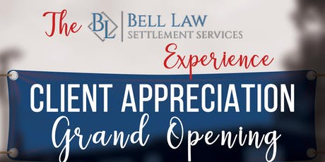 The Bell Law Experience tickets