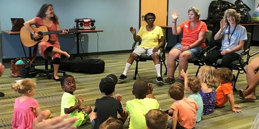 Tunes & Togetherness with Seniors with Developmental Disabilities