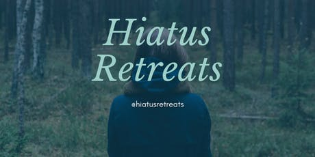 Hiatus Retreat for Men: Rising Strong Intensive tickets