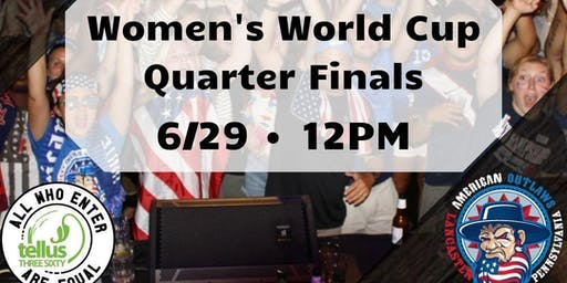 Women's World Cup Quarter Finals(2nd game)