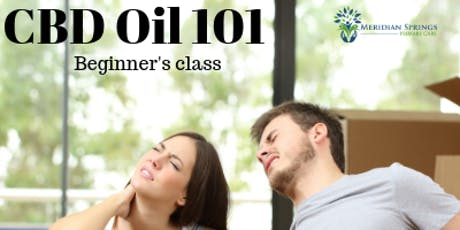 CBD Oil 101: Beginners Class tickets