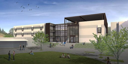 Cañada College Science & Technology Building Ribbon Cutting Ceremony