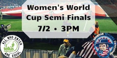 Women's World Cup Semi Finals tickets