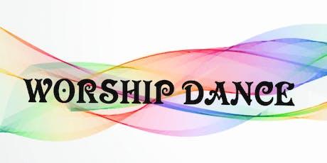 WORSHIP DANCE bilhetes