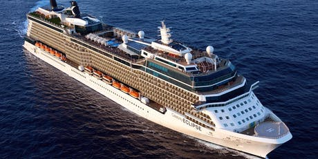 Join Travel Best Bets aboard the Celebrity Eclipse! tickets