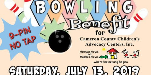 Strike Out Child Abuse Annual Bowling Benefit for Monica's & Maggie's House