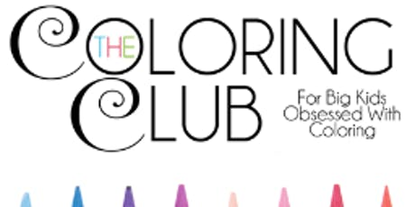 The Colouring Club tickets