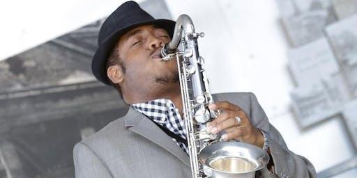 Dwayne Johnson & The Soulfood Jazz Experience