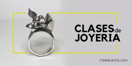 CLASE DE JOYERÍA @ Ikcha Jewelry entradas