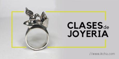 CLASE DE JOYERÍA @ Ikcha Jewelry tickets