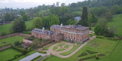 Crowcombe Court Evening Wedding Showcase - FREE ENTRY