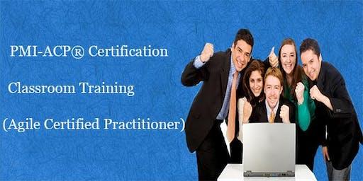 PMI Agile Certified Practitioner (PMI- ACP) 3 Days Classroom in Colusa, CA