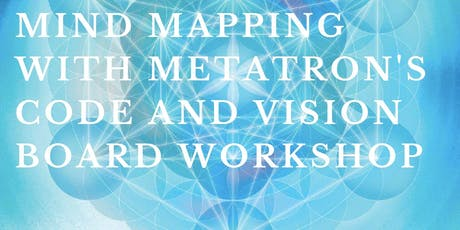 Mapping with Metatron's Code & Marie Martin Coaching & Counselling Glenmore tickets