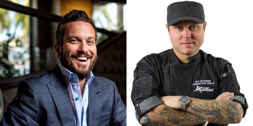 Celebrate the Home Dept Re-Opening with Chefs Fabio Viviani & Shaun O'Neale