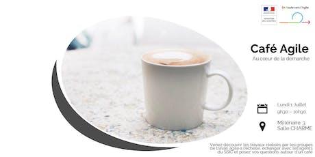 Café Agile : La gestion de la demande billets