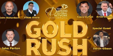 Gold Rush Event  tickets